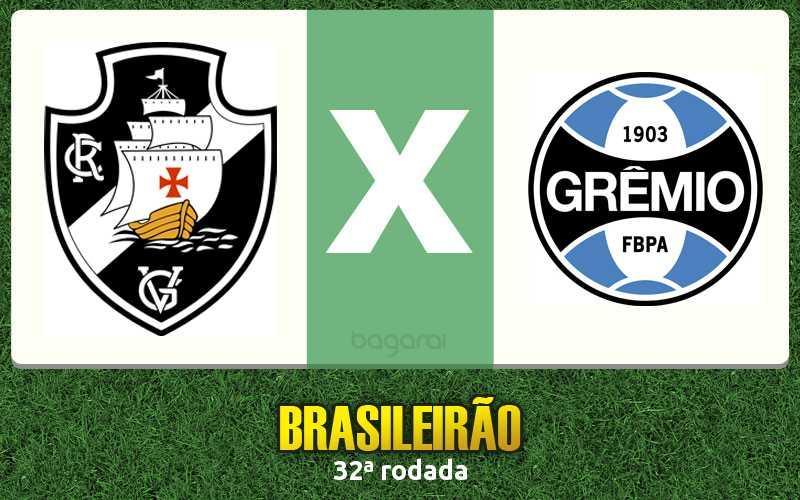 Resultado do jogo: Vasco da Gama e Grêmio pelo Campeonato Brasileiro 2015 fica no 0 a 0