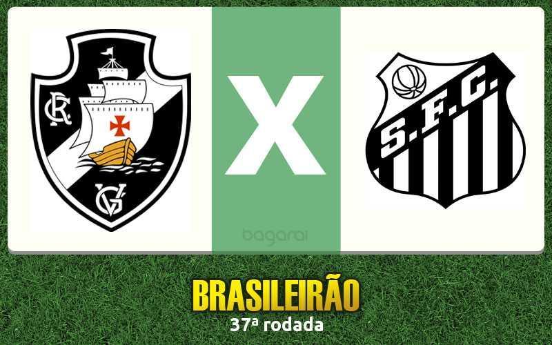 Resultado do jogo de hoje: Vasco da Gama vence Santos FC e tenta sobreviver no Brasileirão 2015