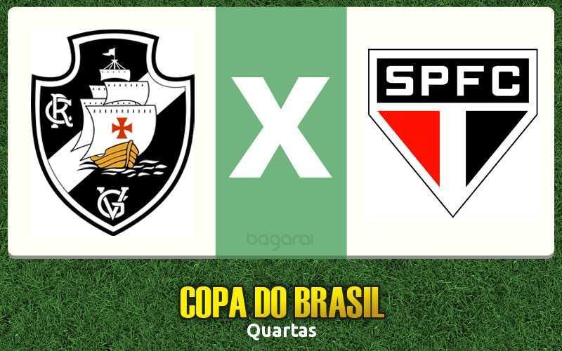 Resultado do jogo: São Paulo FC passa pelo Vasco da Gama e segue na Copa do Brasil 2015