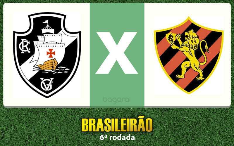 Brasileirão 2017: Vasco da Gama ganha do Sport por 2 a 1