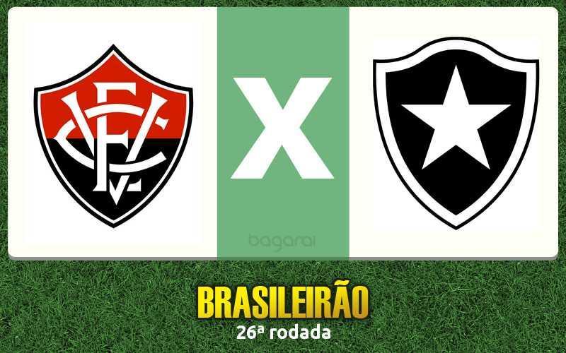 Campeonato Brasileiro 2016: Botafogo faz 1 e ganha do Vitória
