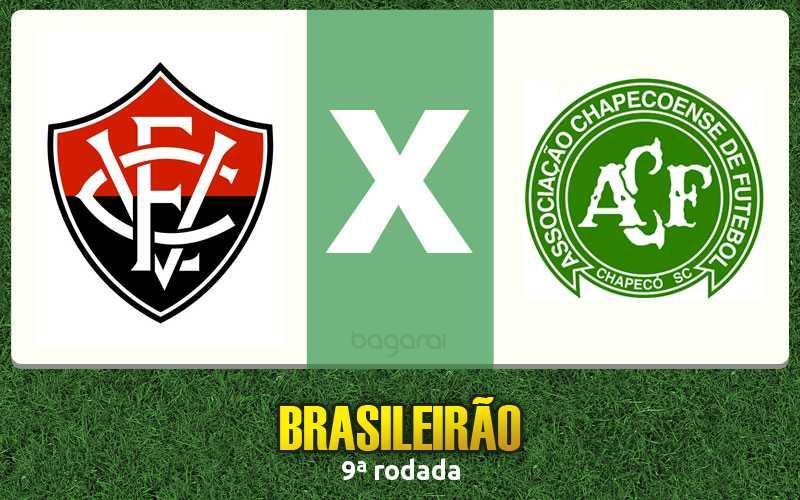 Chapecoense vence Vitória pelo Brasileirão 2016