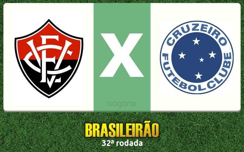 Brasileirão 2016: Cruzeiro marca e vence Vitória por 1 a 0
