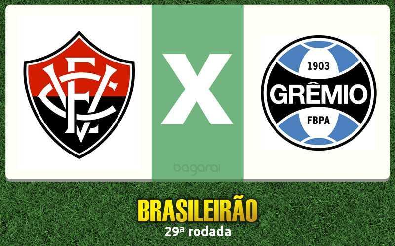 Brasileirão 2016: Grêmio ganha do Vitória por 1 a 0