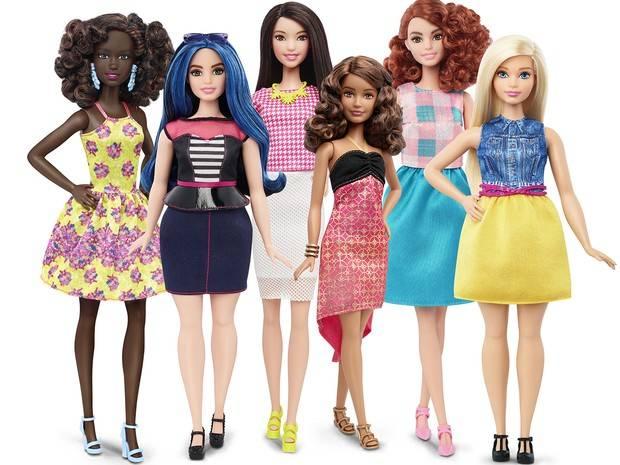 4 motivos para amar e comprar as novas bonecas Barbie