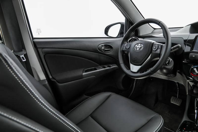 Veja o novo Toyota Etios 2018