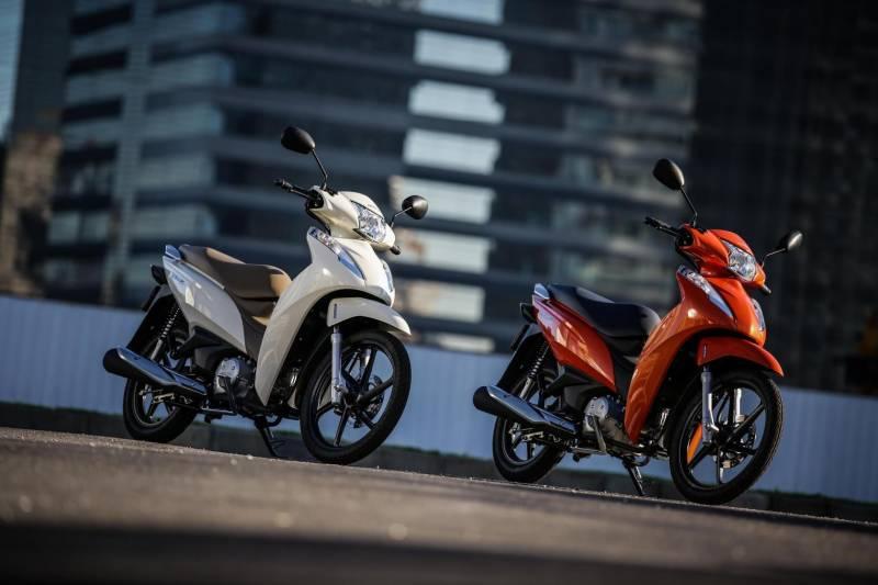 Honda Biz 125 2018 chega com preço acessível e novo design