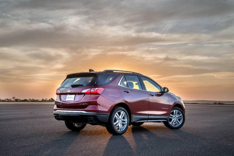 Chevrolet Equinox 2018 tem valor bacana para carro de 7 lugares e bom consumo