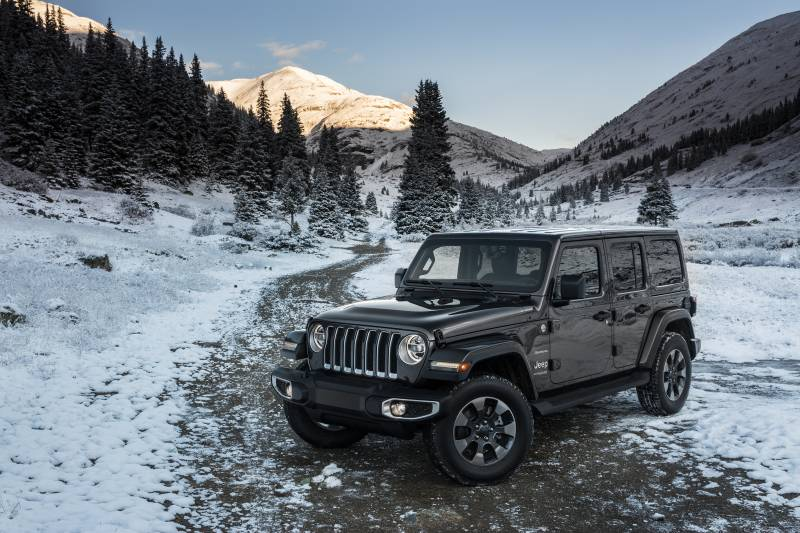 Jeep Wrangler 2018 tem preço justo e diesel