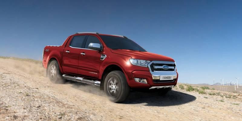 Preço da Ford Ranger 2018 cabine dupla é uma ótima opção de picape diesel