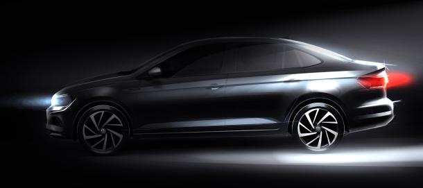 Volkswagen Virtus é o sedan do Novo Polo 2018