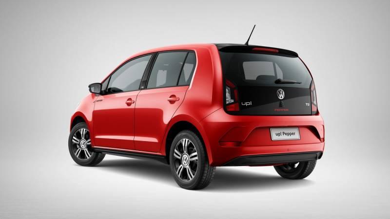 Volkswagen Up 2018 tem preço acessível na versão de entrada