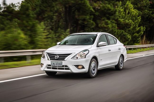 Ficha técnica do Nissan Versa faz dele um bom carro para PCD e público em geral