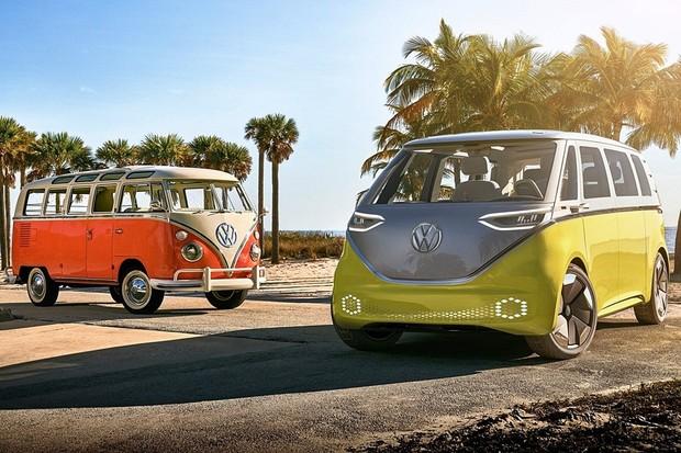 Volkswagen ID Buzz: A VW Kombi voltará em 2022