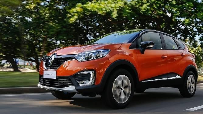 Consumo do Renault Captur agrada opinião do dono