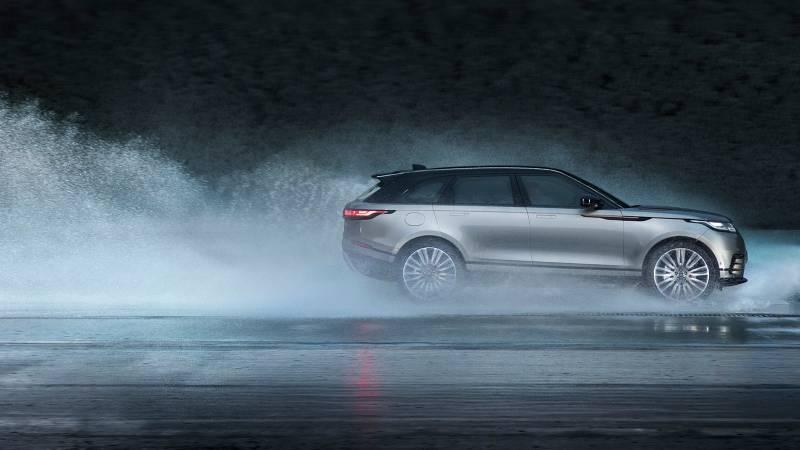 Design do Range Rover Velar é revolucionário