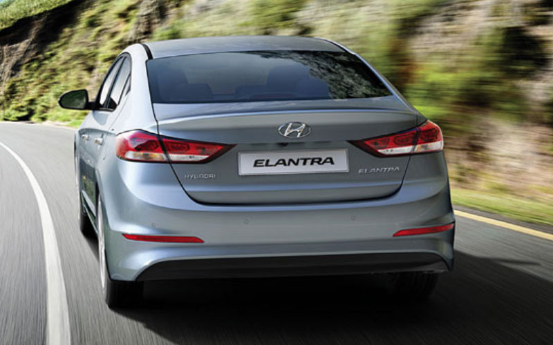 Elantra é o sedan da Hyundai mais reconhecido