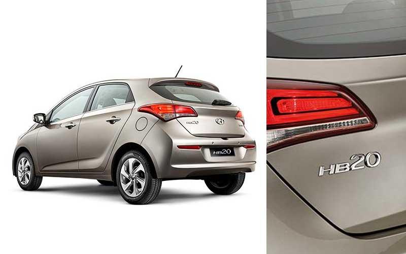 Monte o seu Hyundai HB20 e aproveite o melhor do hatch