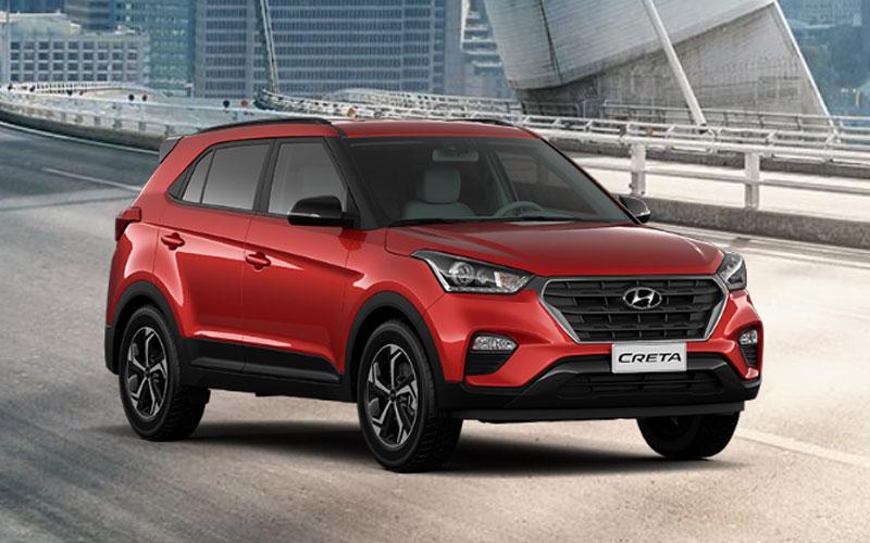 Hyundai Creta Sport tem ficha técnica potente