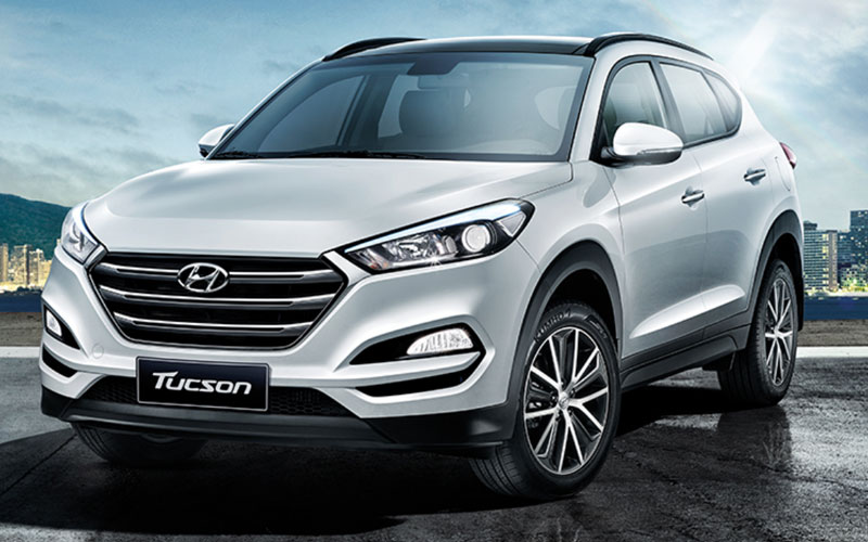 Hyundai New Tucson Flex agrada no consumo