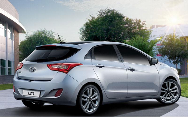 Hyundai i30 é um carro para passear com a família