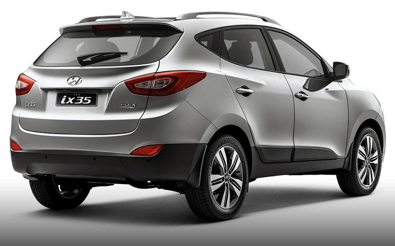 Hyundai ix35 2018 chega para ser um SUV de valor