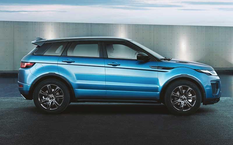 Preço da Range Rover Evoque é salgado, mas a ficha técnica impressiona