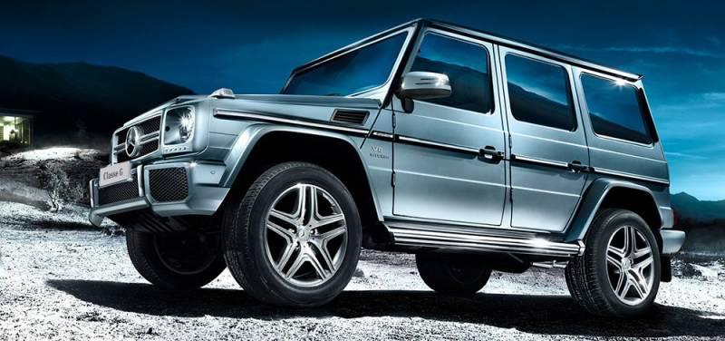 Mercedes Classe G usado é uma boa compra