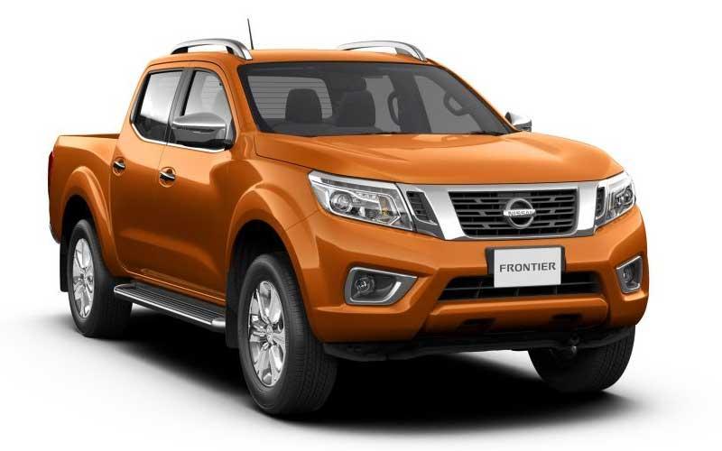 Nova Nissan Frontier agrada o mercado de picapes