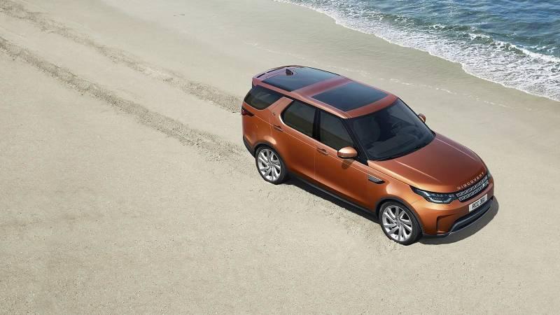 Novo Land Rover Discovery é um SUV super versátil de 7 lugares