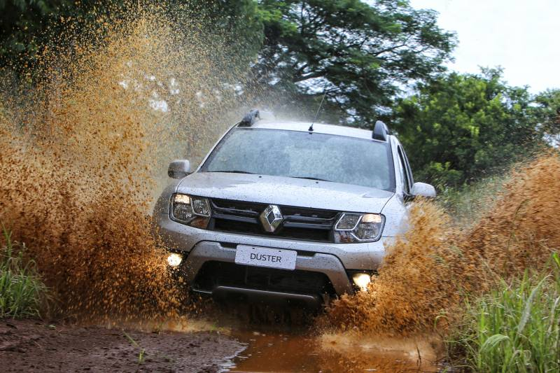 Renault Duster é um verdadeiro SUV com bom preço