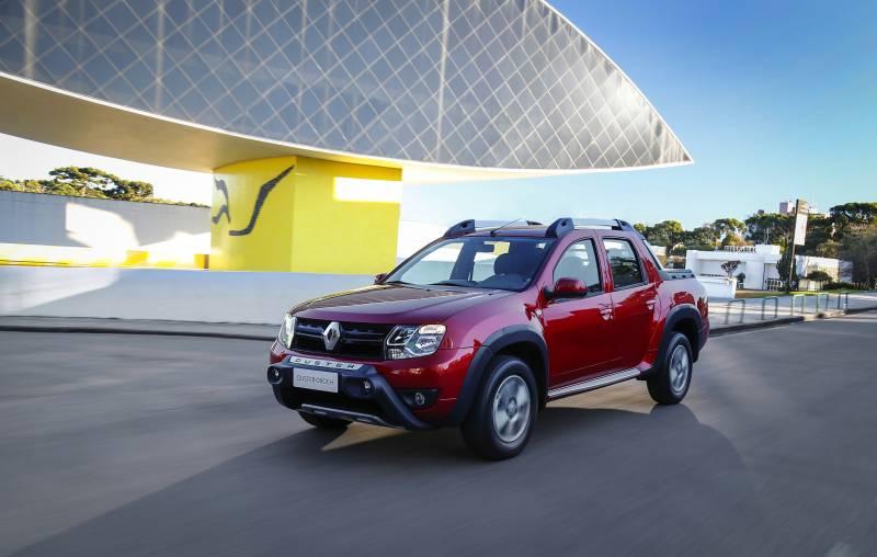 Renault Duster Oroch tem seu valor para o trabalho