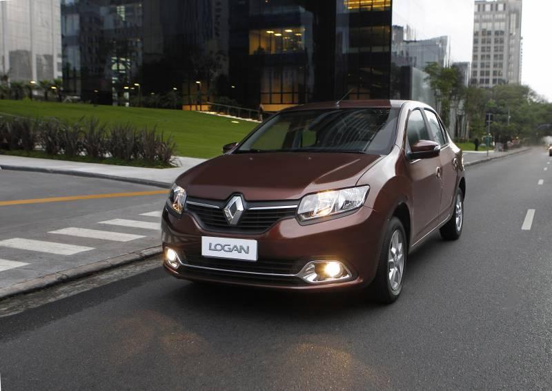 Renault Logan é um sedan de respeito com preço acessível