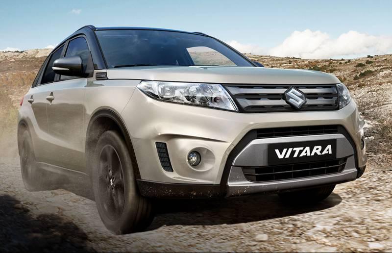 Novo Suzuki Vitara tem opções para cada gosto